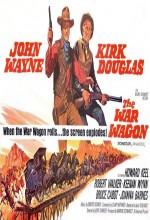 Savaş Vagonu (1967) afişi