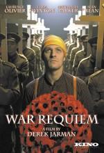 Savaşa Ağıt (1989) afişi