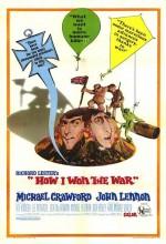 Savaşı Nasıl Kazandım (1967) afişi