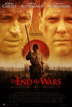 Savaşın Sonu (2001) afişi