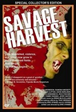 Savage Harvest (1981) afişi