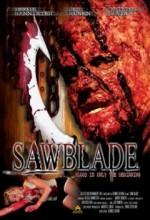 Sawblade (2010) afişi