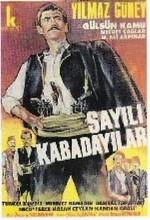 Sayılı Kabadayılar (ı) (1965) afişi