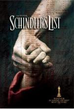 Schindler'in Listesi (1993) afişi