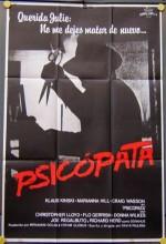 Schizoid (1980) afişi