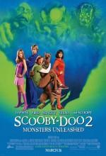 Scooby Doo 2: Canavarlar Kaçtı (2004) afişi