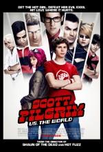 Scott Pilgrim Dünyaya Karşı (2010) afişi