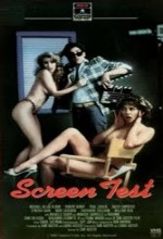 Screen Test (1985) afişi