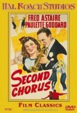 Second Chorus (1940) afişi