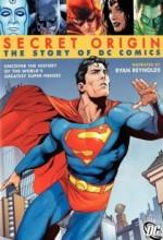 Secret Origin: The Story Of DC Comics (2010) afişi