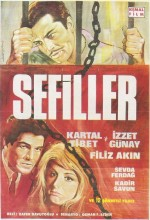 Sefiller (1967) afişi