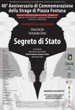 Segreto Di Stato (1997) afişi