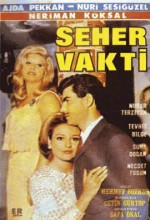 Seher Vakti (1966) afişi