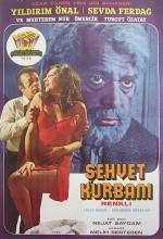 Şehvet Kurbanı (1972) afişi