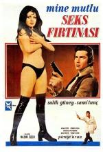 Seks Fırtınası (1976) afişi