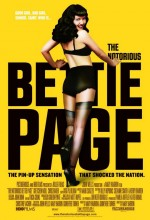 Seksi Bettie Page (2005) afişi