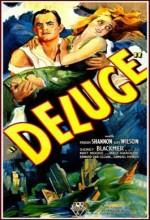 Sel (1933) afişi