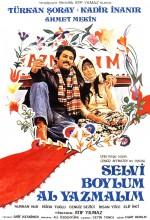 Selvi Boylum Al Yazmalım (1977) afişi