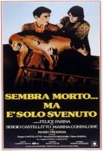 Sembra Morto... Ma è Solo Svenuto (1986) afişi