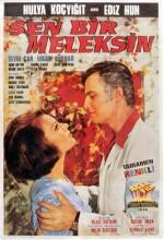 Sen Bir Meleksin (1969) afişi