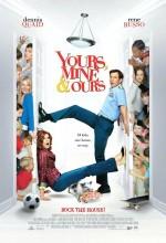 Seninkiler, Benimkiler Ve Bizimkiler (2005) afişi