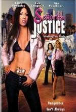 Senorita Justice (2004) afişi