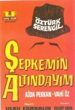 Şepkemin Altındayım (1965) afişi