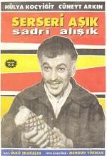 Serseri Aşık (1965) afişi