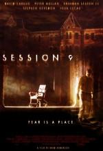 Session 9 (2001) afişi