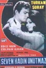 Seven Kadın Unutmaz (1965) afişi