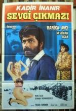 Sevgi Çıkmazı (1986) afişi