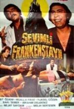 Sevimli Frankeştayn (1975) afişi