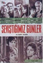 Seviştiğimiz Günler (1961) afişi