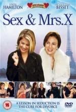 Sex & Mrs. X (2000) afişi