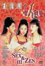 Sex and Zen III (1998) afişi