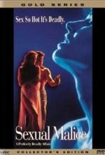 Sexual Malice (1994) afişi