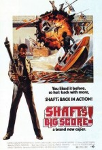 Shaft's Big Score! (1972) afişi