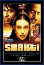 Shakthi: The Power (2002) afişi