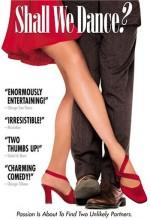 Shall We Dansu? (1996) afişi
