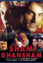 Sham Ghansham (1998) afişi