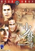Shao Lin Zi Di (1974) afişi