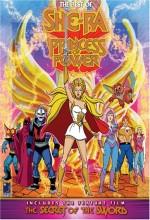 She-ra: Princess Of Power (1985) afişi