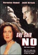 She Said No (1990) afişi