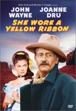 Sarı Kurdeleli Kız (1949) afişi