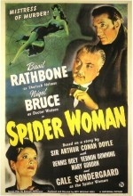 Sherlock Holmes And The Spider Woman (1944) afişi