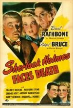 Sherlock Holmes Faces Death (1943) afişi