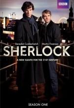 Sherlock (2010) afişi