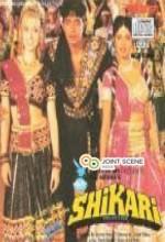 Shikari: The Hunter (1991) afişi