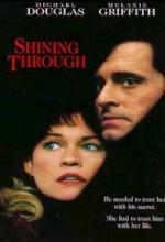 Shining Through (1992) afişi