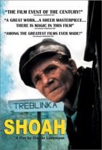 Shoah (1985) afişi